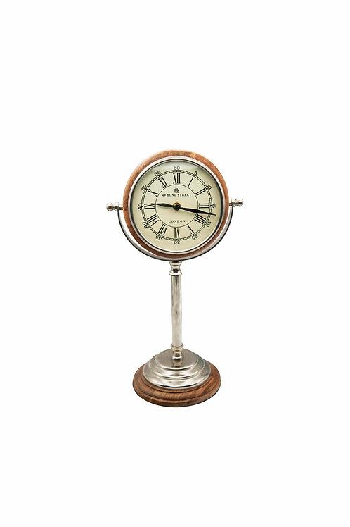 49 Bond Street London Table Clock