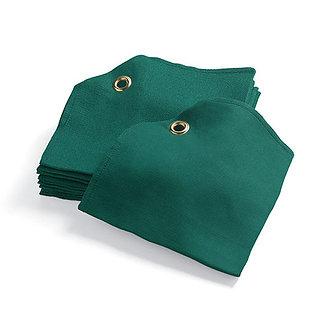 Par Aide Corner Grommet Cotton Tee Towels