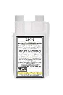 18-3-6 (50% SRN & Micronutrients)
