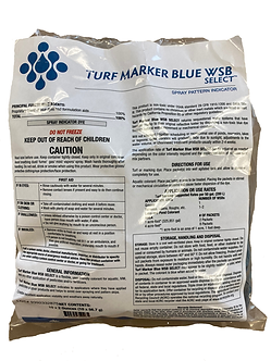 Select Source Turf Marker Blue WSB Select