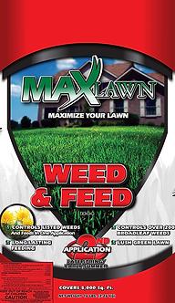 MAXLAWN Weed & Feed (24-0-4)