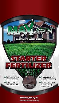 MAXLAWN Starter Fertilizer (12-24-6)