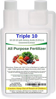 Triple 10 All Purpose Liquid Fertilizer 10-10-10