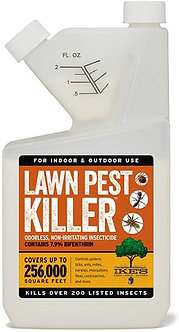 Ike's Lawn Pest Killer