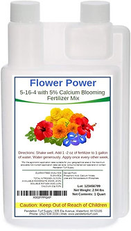 Flower Power 5-16-4 with 5% Added Calcium