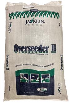 Jacklin Overseeder II (70% Bluegrass & 30% Ryegrass)
