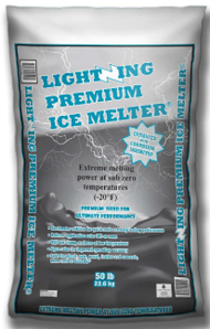 Crystal Visions Lightning Premium Ice Melt (-20°F)