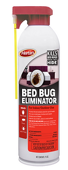 Martin's Bed Bug Eliminator Aerosol