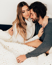 I hope to be this dreamy and cozy one da