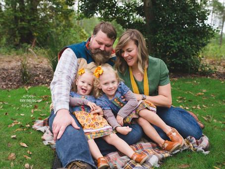 Fall Family Minis 2020