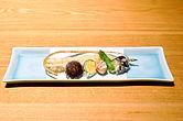 穴子と野菜の天ぷら