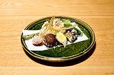 きすと野菜の天ぷら