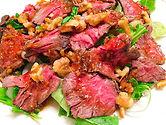 特選牛赤身肉のロースト