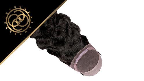 Temple Raw Virgin Wavy Lace Wigs