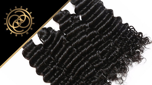Regal Virgin Deep Curly Bundle