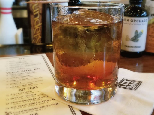 White Pine Old Fashioned