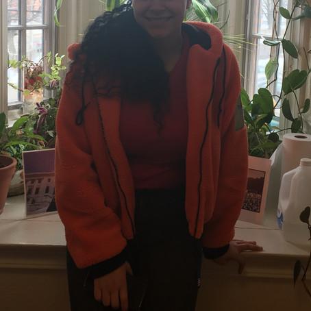 Meet Our Met School Intern - Monica Toro