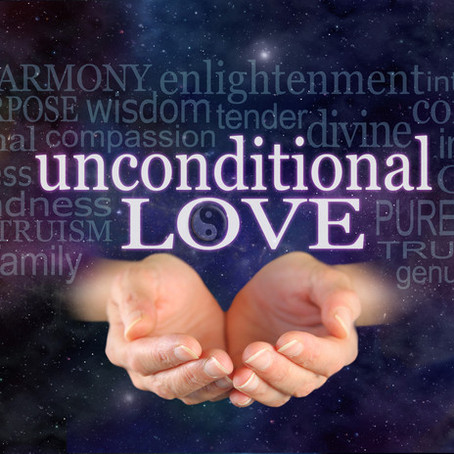 Unconditional Love - Part Three