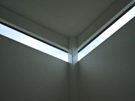 窓から採光