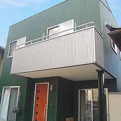 狭小地住宅の写真