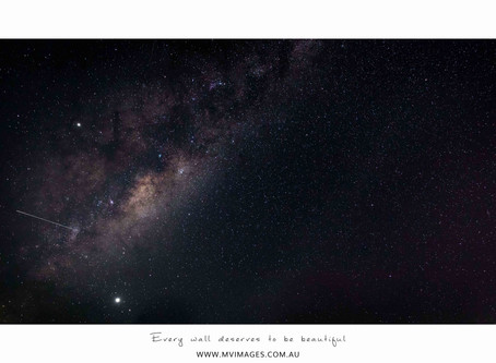 How to shoot Milky Way Galaxy
