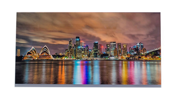 Sydney City Sky Scrapers