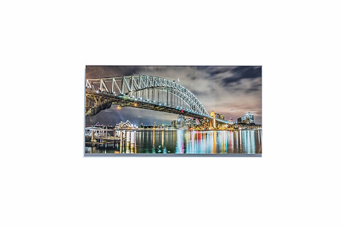 Beautiful Sydney Harbour Bridge Night View