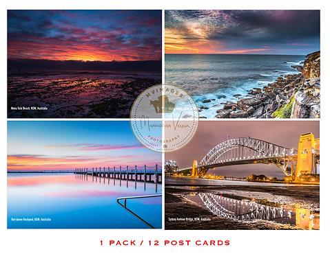 A5 Postcard