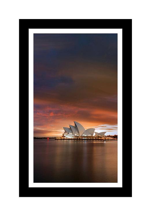 Sunrise In Sydney