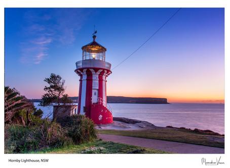 Hornby Lighthouse Sunrise
