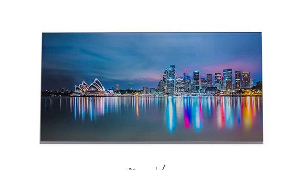 Night View, Sydney Opera House