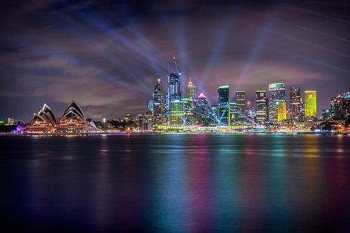 Sydney VIVID 2019