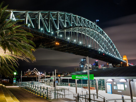 Milson Point,  NSW, Australia
