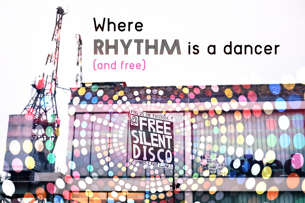 Bristol's Silent free disco