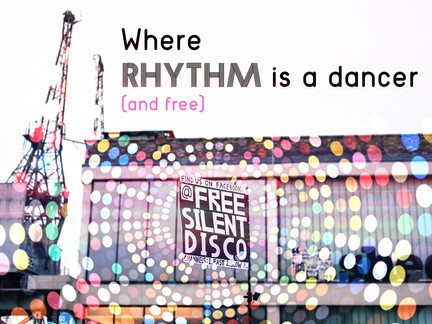 Where rhythm is a dancer (and free)