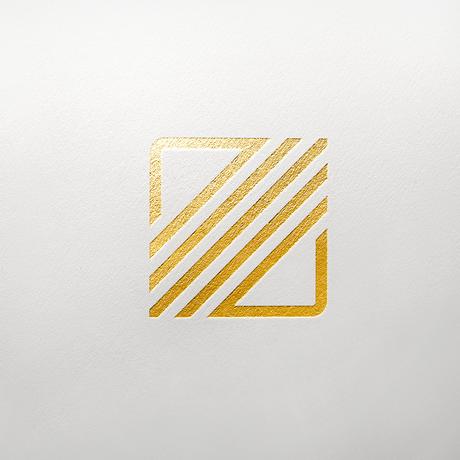 Aplicación gold foilstamp