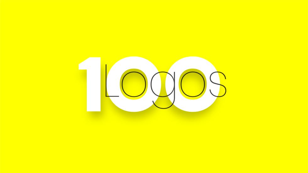 100 logos x David Gurrola