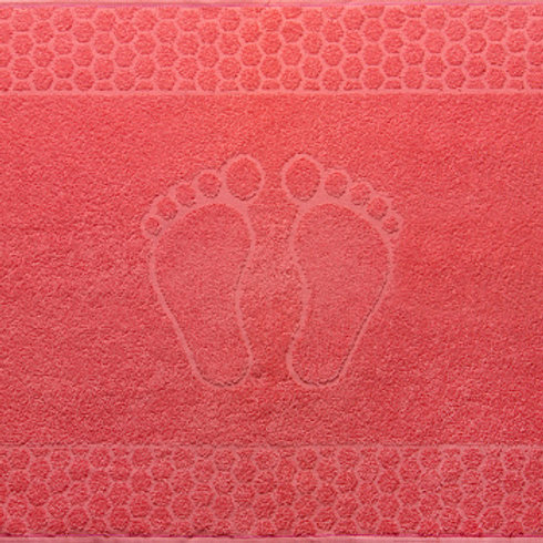 Полотенце Ножки Коралл