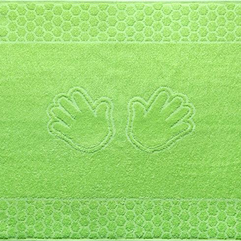 Полотенце Ручки Салатовый