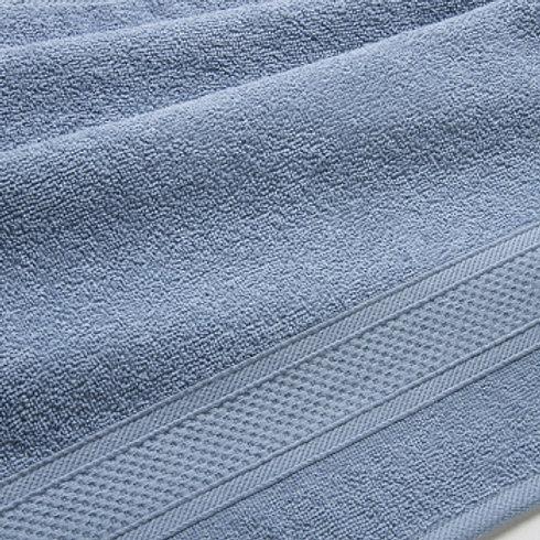 Полотенце махровое Серо-голубой