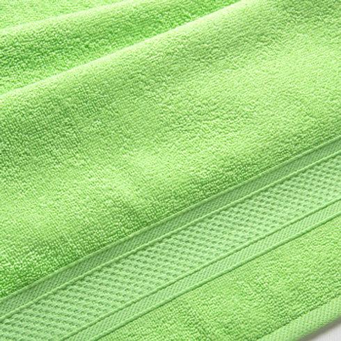 Полотенце махровое Салатовый