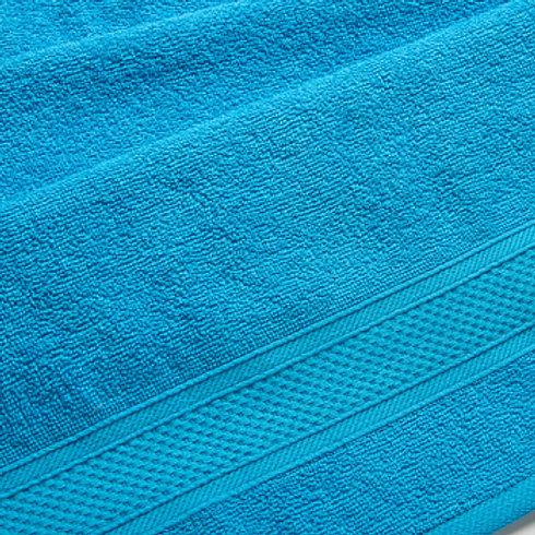 Полотенце махровое Голубой