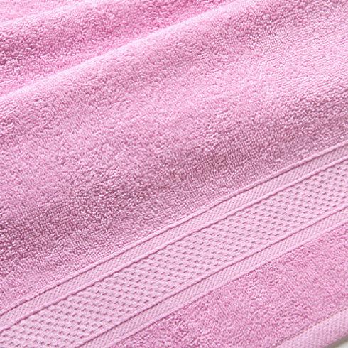 Полотенце махровое Светло-розовый