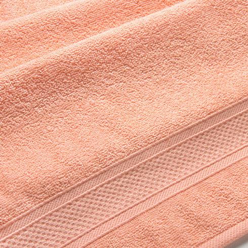Полотенце махровое Персик