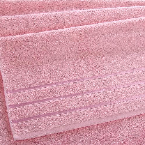 Полотенце Мадейра розовый