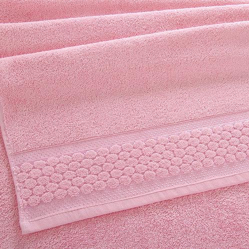 Полотенце Нормандия розовый