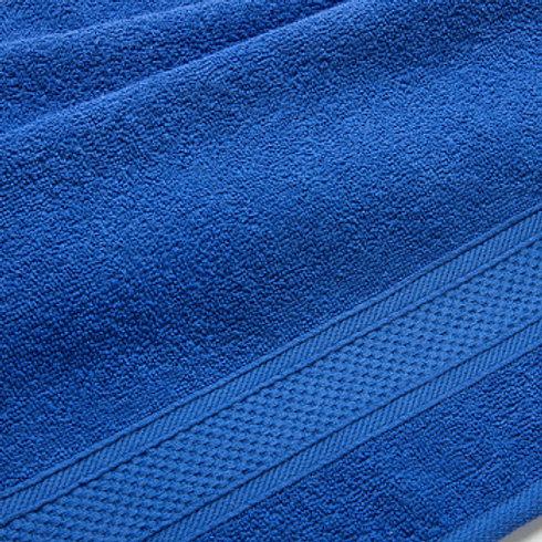 Полотенце махровое Синий