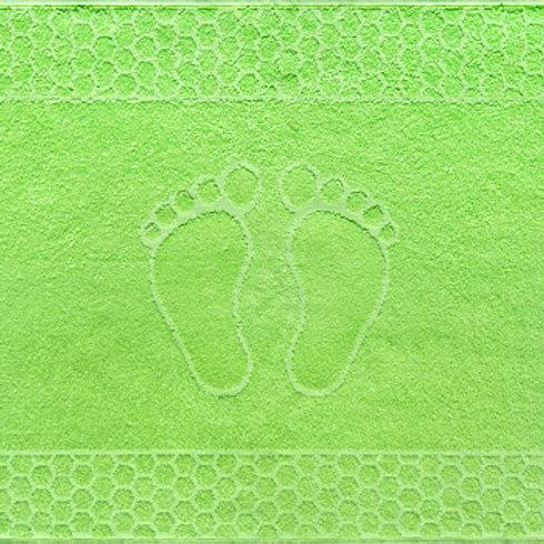 Полотенце Ножки Салатовый