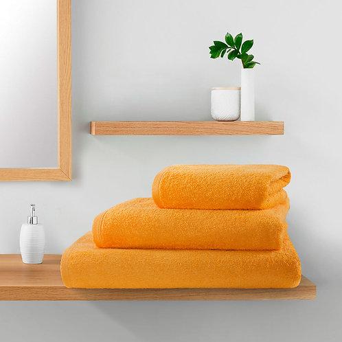 Полотенце махровое Оранжевый