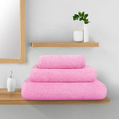 Полотенце махровое Розовый кристалл